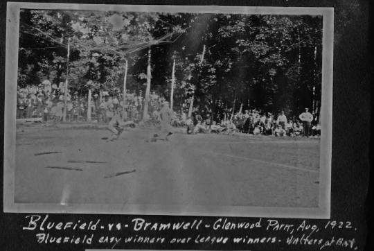 Bluefield vs. Bramwell. Click photo to zoom.