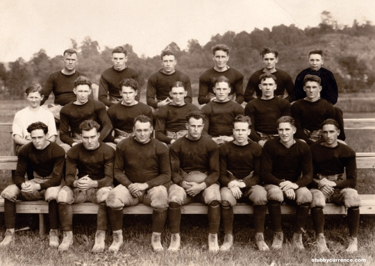 Morris Harvey Football team, Barboursville West Virginia