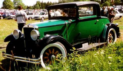 Nash Special Six Coupe 1929