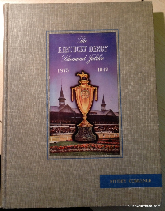 1949 Kentucky Derby Book
