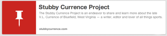 The Stubby Currence Project on Pinterest